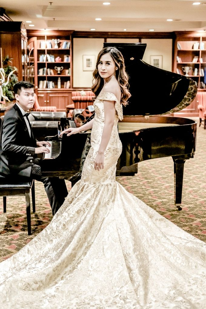 Pre-wedding Photoshoot at MAC by MAC Wedding - 009