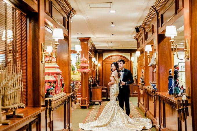 Pre-wedding Photoshoot at MAC by MAC Wedding - 007