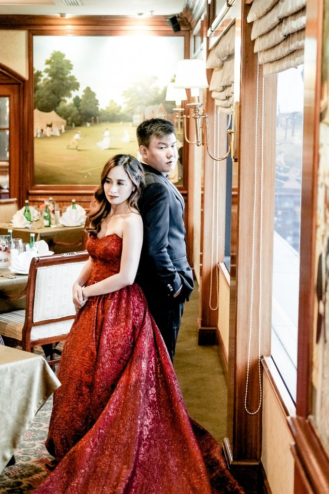 Pre-wedding Photoshoot at MAC by MAC Wedding - 006