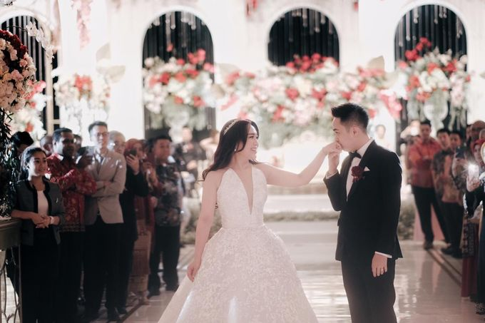 The Wedding of Dimitri & Amanda by PRIVATE WEDDING ORGANIZER - 004