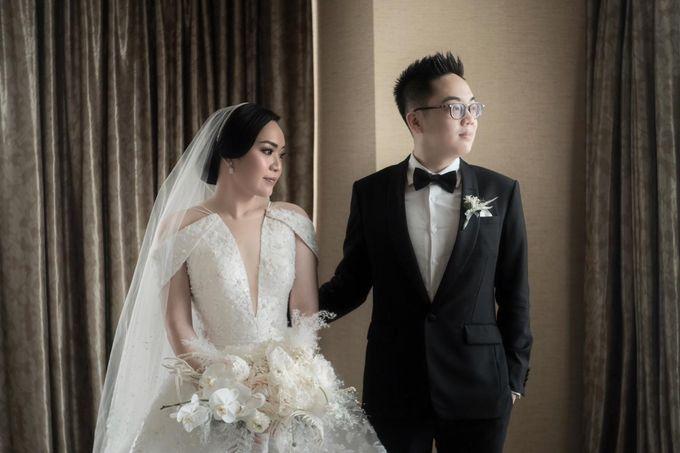 The Wedding of Dimitri & Amanda by PRIVATE WEDDING ORGANIZER - 005