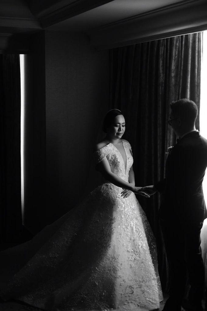 The Wedding of Dimitri & Amanda by PRIVATE WEDDING ORGANIZER - 008