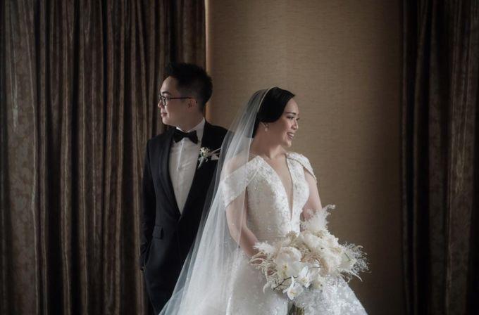 The Wedding of Dimitri & Amanda by PRIVATE WEDDING ORGANIZER - 011