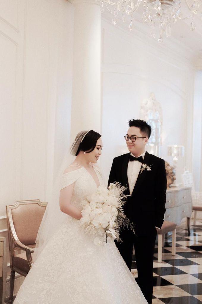 The Wedding of Dimitri & Amanda by PRIVATE WEDDING ORGANIZER - 012