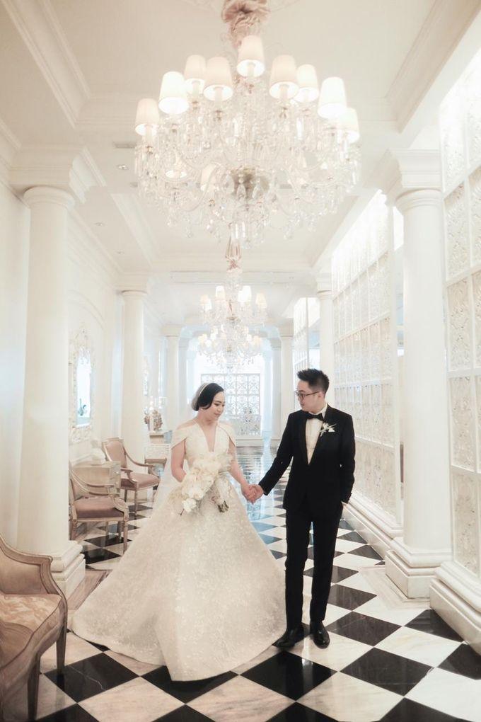 The Wedding of Dimitri & Amanda by PRIVATE WEDDING ORGANIZER - 014