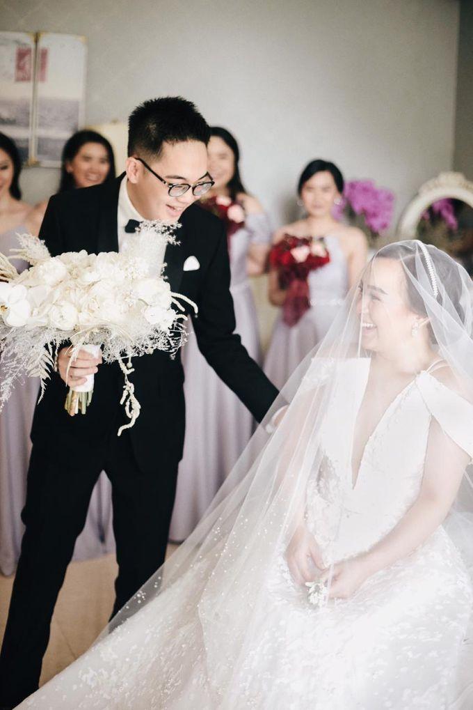 The Wedding of Dimitri & Amanda by PRIVATE WEDDING ORGANIZER - 015