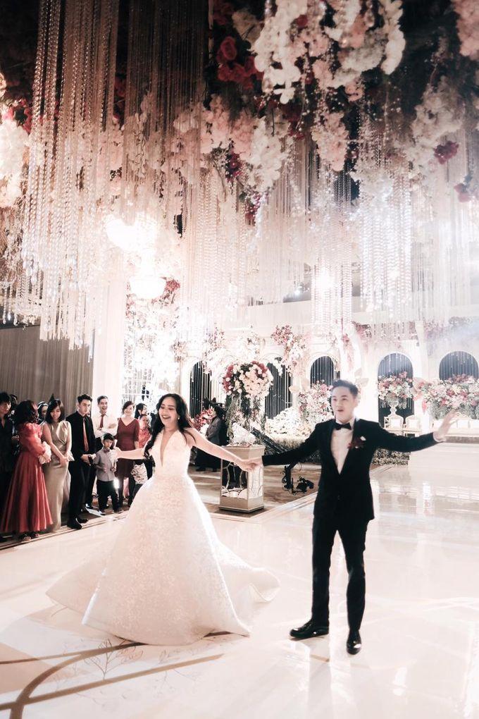 The Wedding of Dimitri & Amanda by PRIVATE WEDDING ORGANIZER - 017
