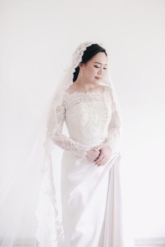 The Wedding of Dimitri & Amanda by PRIVATE WEDDING ORGANIZER - 019