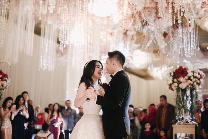 The Wedding of Dimitri & Amanda by PRIVATE WEDDING ORGANIZER - 020