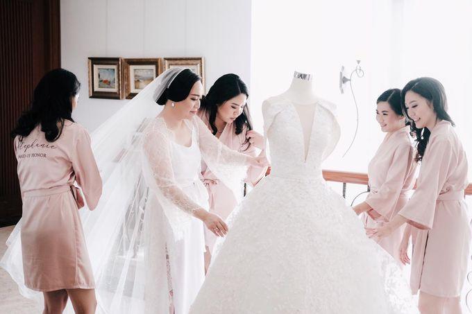 The Wedding of Dimitri & Amanda by PRIVATE WEDDING ORGANIZER - 021