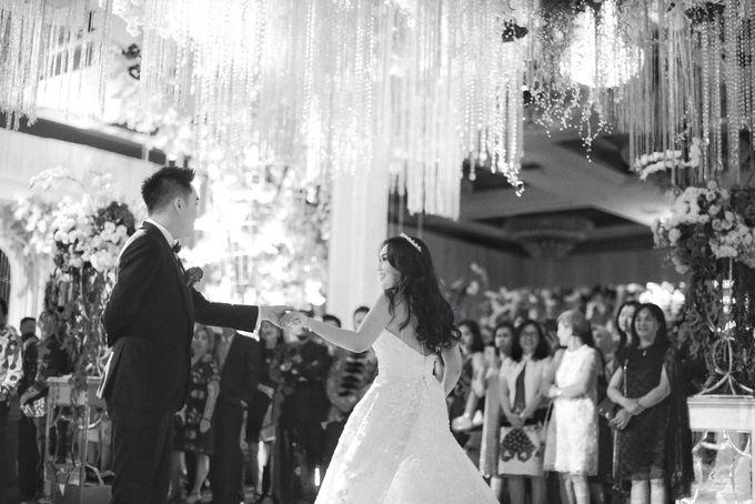 The Wedding of Dimitri & Amanda by PRIVATE WEDDING ORGANIZER - 023