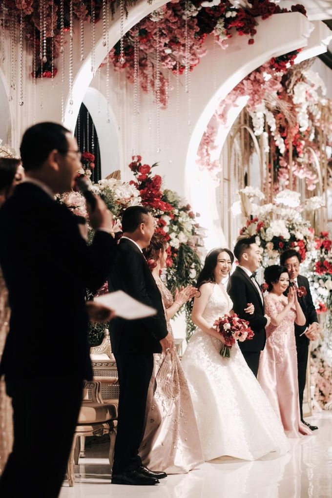 The Wedding of Dimitri & Amanda by PRIVATE WEDDING ORGANIZER - 025