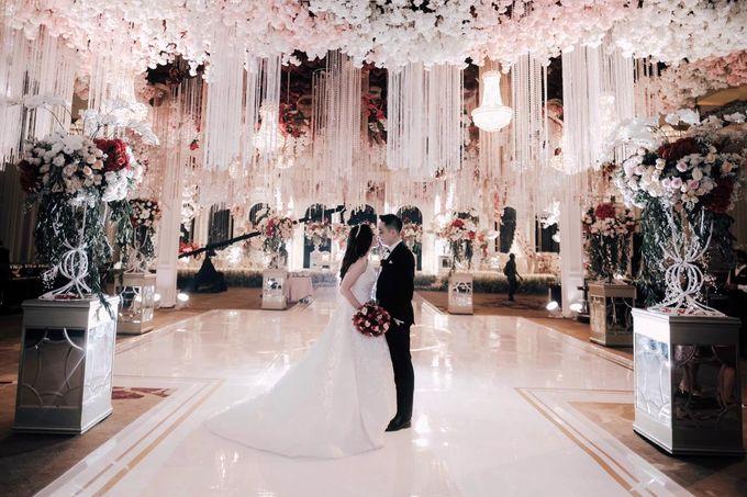 The Wedding of Dimitri & Amanda by PRIVATE WEDDING ORGANIZER - 026