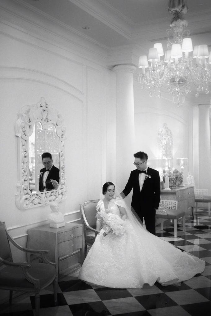The Wedding of Dimitri & Amanda by PRIVATE WEDDING ORGANIZER - 029