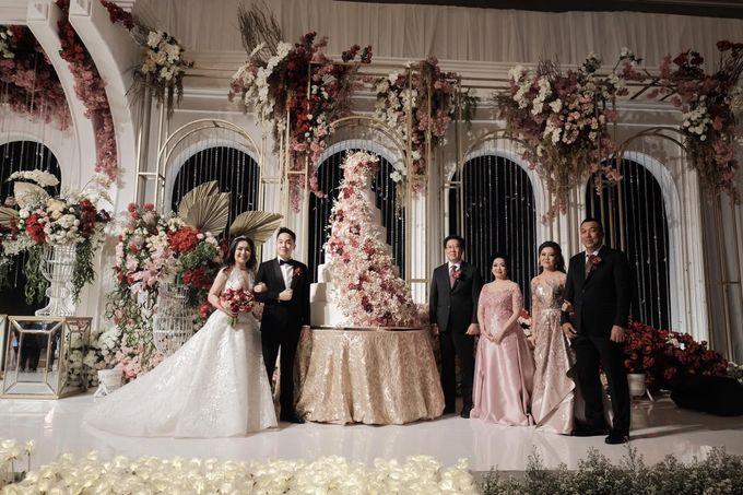 The Wedding of Dimitri & Amanda by PRIVATE WEDDING ORGANIZER - 030
