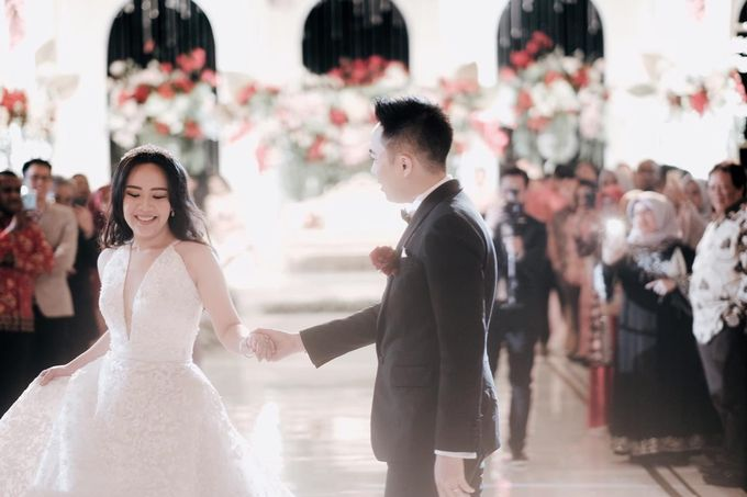 The Wedding of Dimitri & Amanda by PRIVATE WEDDING ORGANIZER - 031