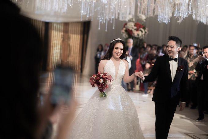 The Wedding of Dimitri & Amanda by PRIVATE WEDDING ORGANIZER - 033