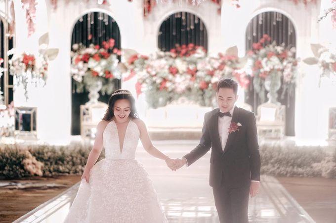 The Wedding of Dimitri & Amanda by PRIVATE WEDDING ORGANIZER - 037