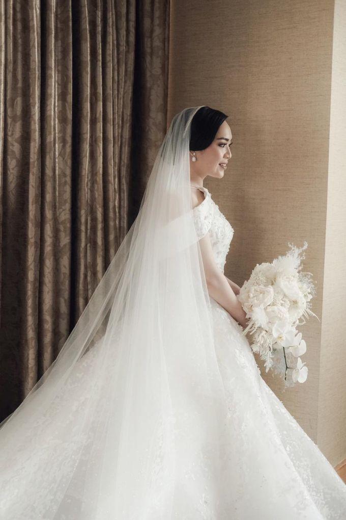 The Wedding of Dimitri & Amanda by PRIVATE WEDDING ORGANIZER - 038