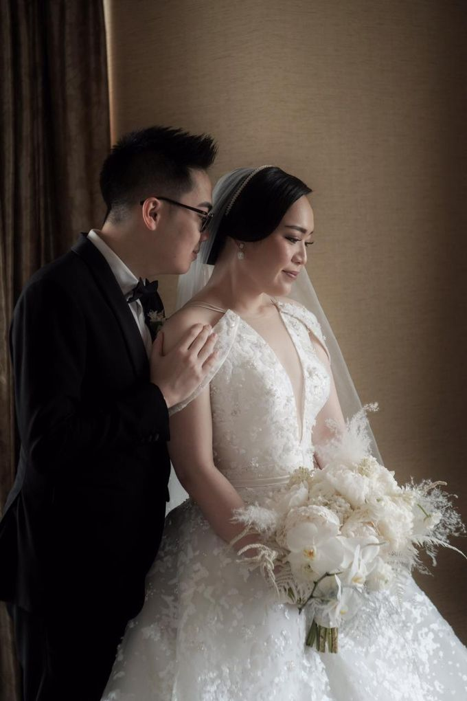 The Wedding of Dimitri & Amanda by PRIVATE WEDDING ORGANIZER - 039