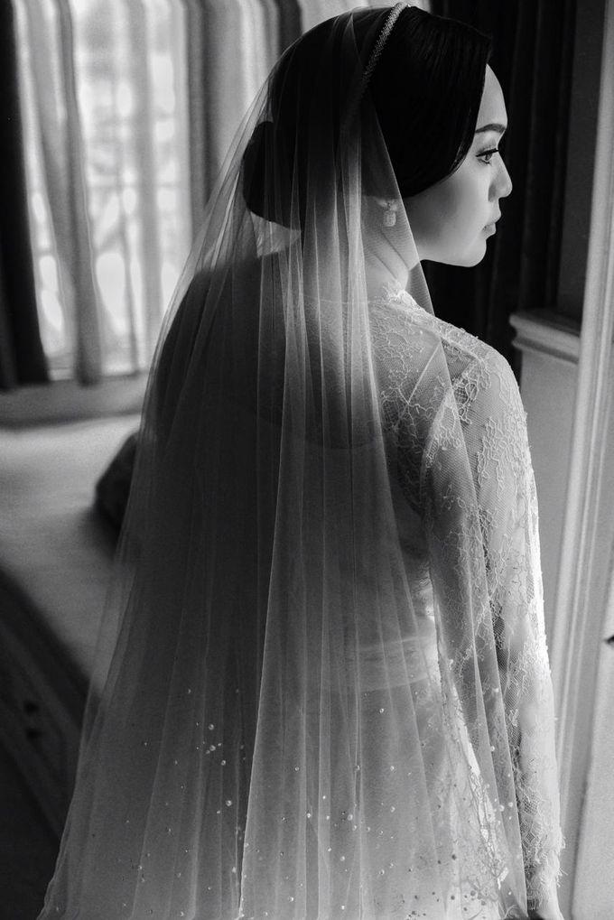 The Wedding of Dimitri & Amanda by PRIVATE WEDDING ORGANIZER - 040