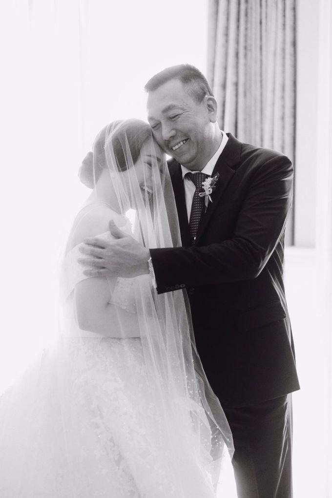 The Wedding of Dimitri & Amanda by PRIVATE WEDDING ORGANIZER - 041