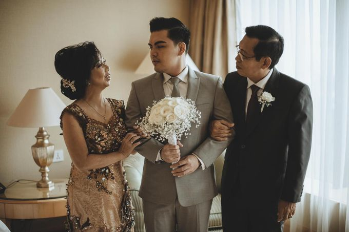 Yosua & Moudy Wedding Day by Chroma Pictures - 009