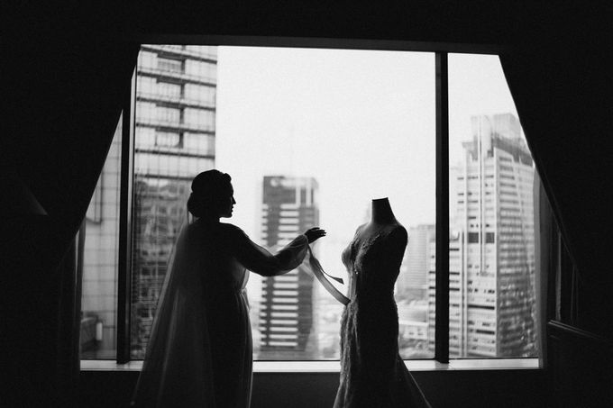 Yosua & Moudy Wedding Day by Chroma Pictures - 012