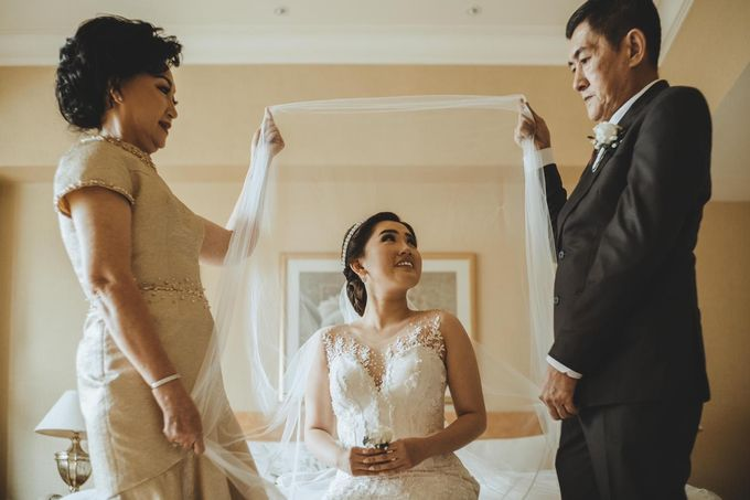 Yosua & Moudy Wedding Day by Chroma Pictures - 015