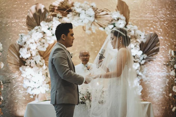 Yosua & Moudy Wedding Day by Chroma Pictures - 029