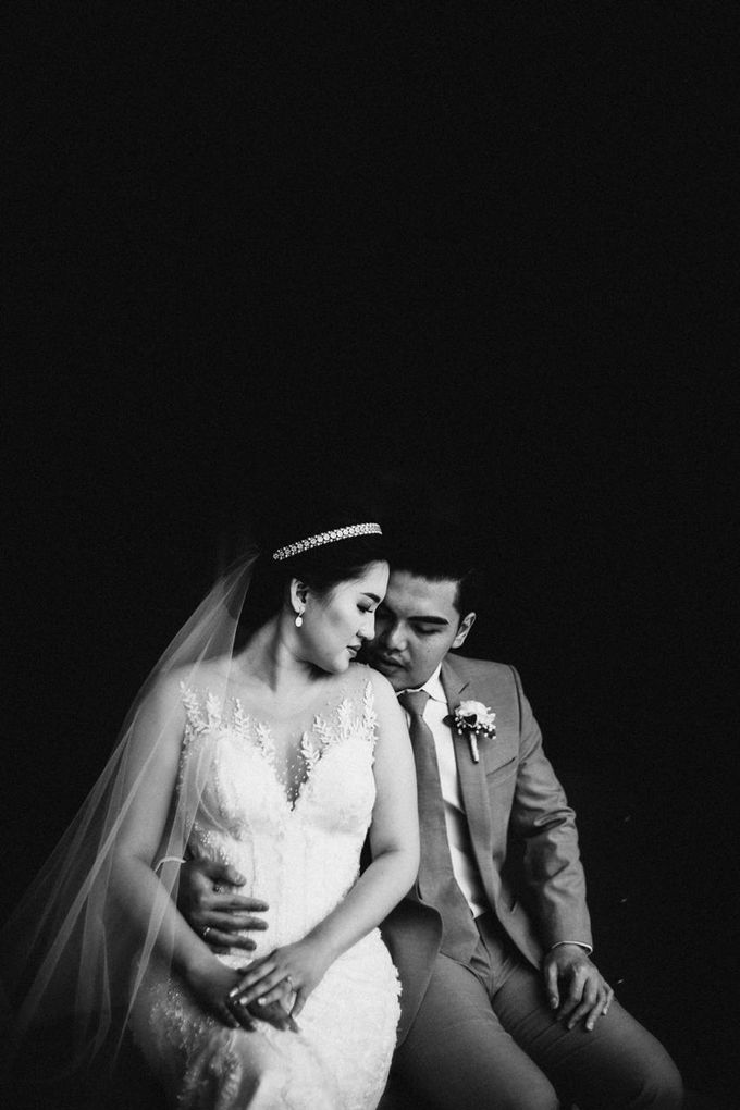 Yosua & Moudy Wedding Day by Chroma Pictures - 030
