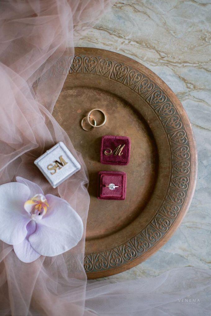The Wedding of Sumitro & Marcelina by PRIVATE WEDDING ORGANIZER - 002