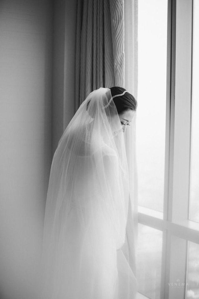 The Wedding of Sumitro & Marcelina by PRIVATE WEDDING ORGANIZER - 003
