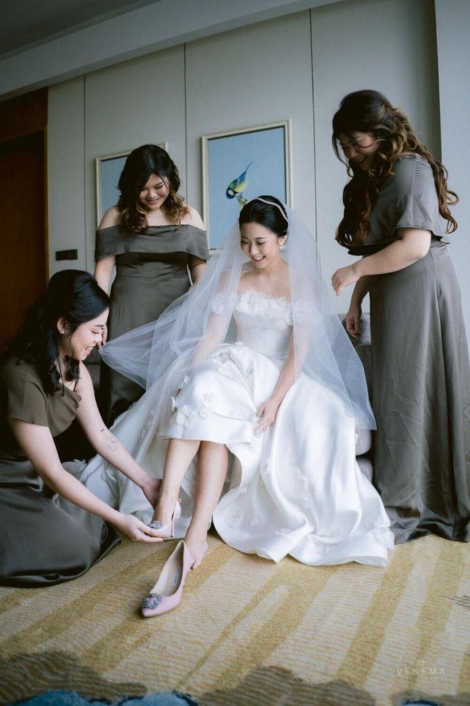 The Wedding of Sumitro & Marcelina by PRIVATE WEDDING ORGANIZER - 006