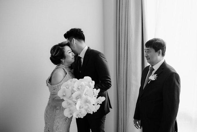 The Wedding of Sumitro & Marcelina by PRIVATE WEDDING ORGANIZER - 007