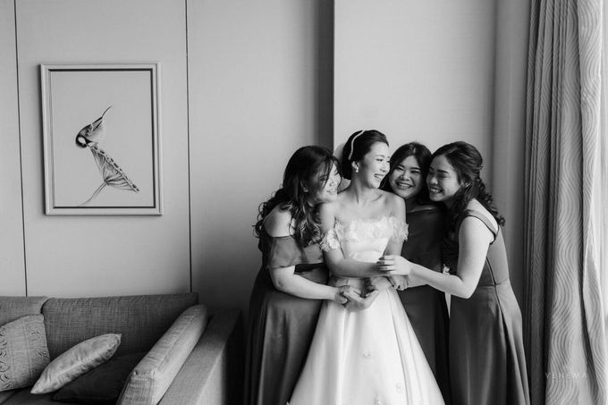 The Wedding of Sumitro & Marcelina by PRIVATE WEDDING ORGANIZER - 008