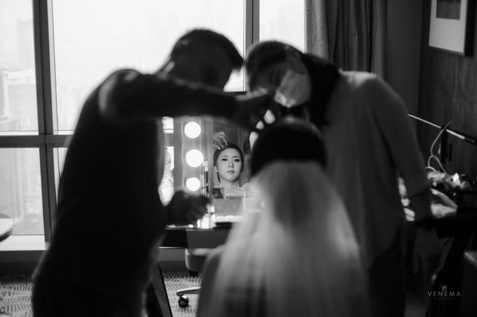The Wedding of Sumitro & Marcelina by PRIVATE WEDDING ORGANIZER - 009
