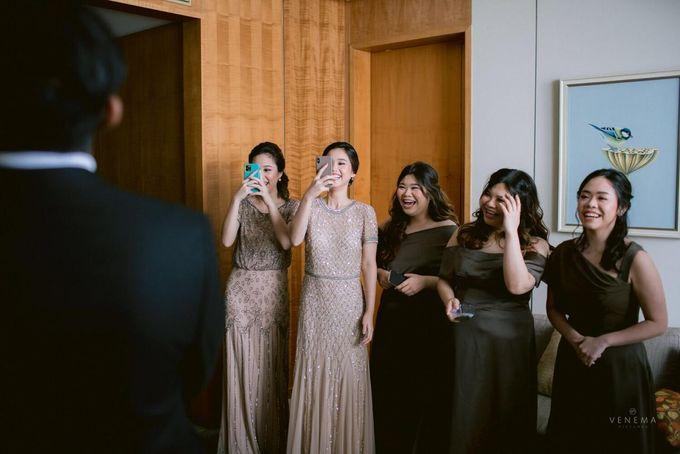 The Wedding of Sumitro & Marcelina by PRIVATE WEDDING ORGANIZER - 011