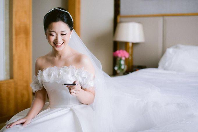 The Wedding of Sumitro & Marcelina by PRIVATE WEDDING ORGANIZER - 012