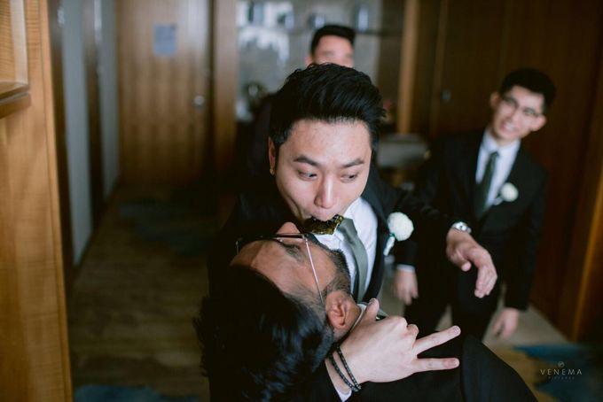 The Wedding of Sumitro & Marcelina by PRIVATE WEDDING ORGANIZER - 013