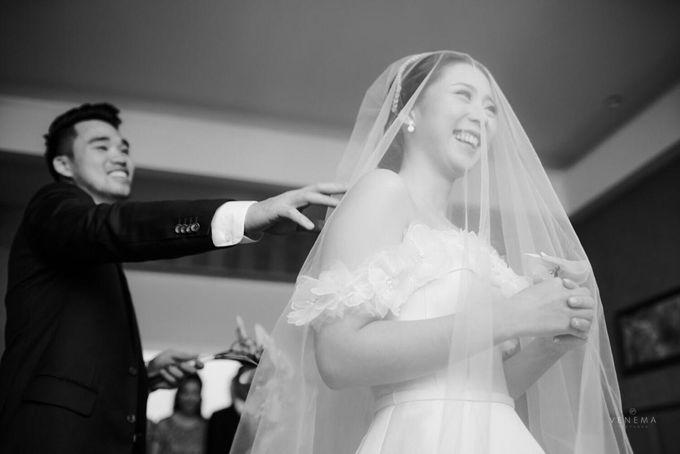 The Wedding of Sumitro & Marcelina by PRIVATE WEDDING ORGANIZER - 018