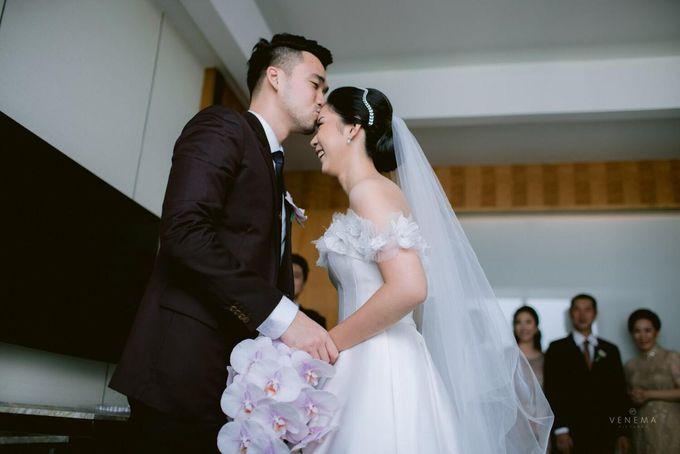 The Wedding of Sumitro & Marcelina by PRIVATE WEDDING ORGANIZER - 019