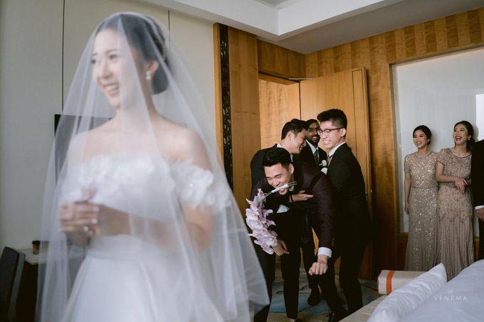 The Wedding of Sumitro & Marcelina by PRIVATE WEDDING ORGANIZER - 020