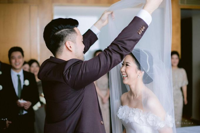 The Wedding of Sumitro & Marcelina by PRIVATE WEDDING ORGANIZER - 021