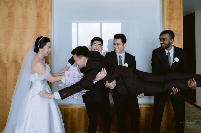 The Wedding of Sumitro & Marcelina by PRIVATE WEDDING ORGANIZER - 022