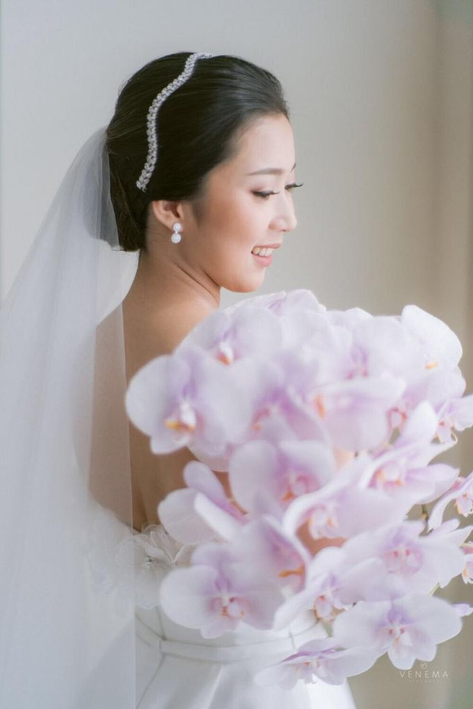 The Wedding of Sumitro & Marcelina by PRIVATE WEDDING ORGANIZER - 023