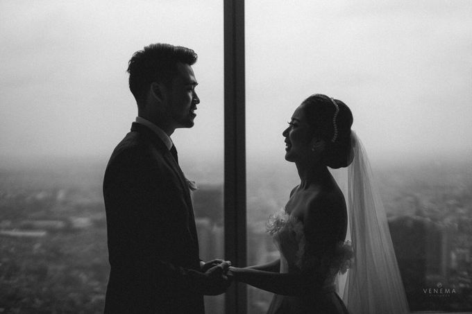 The Wedding of Sumitro & Marcelina by PRIVATE WEDDING ORGANIZER - 024
