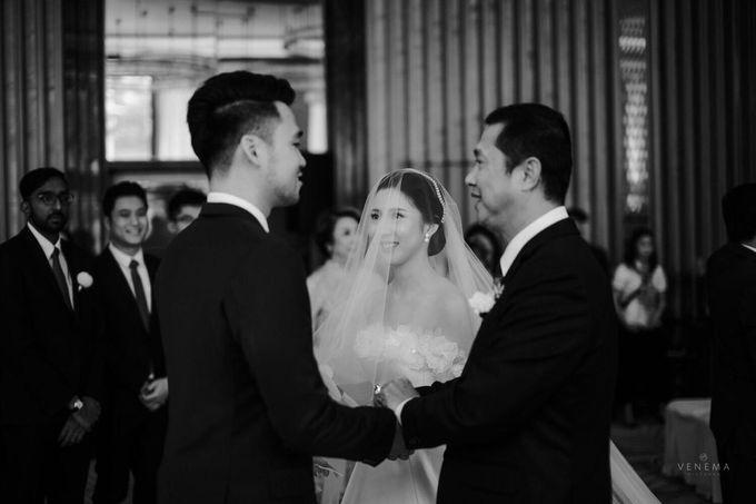 The Wedding of Sumitro & Marcelina by PRIVATE WEDDING ORGANIZER - 026