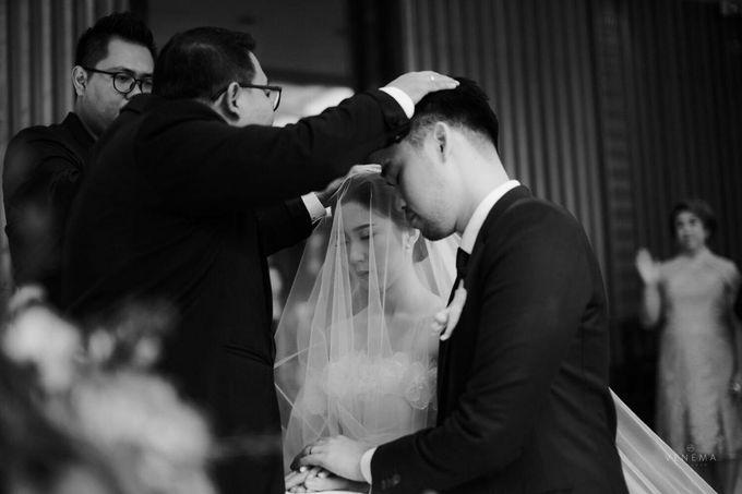 The Wedding of Sumitro & Marcelina by PRIVATE WEDDING ORGANIZER - 027