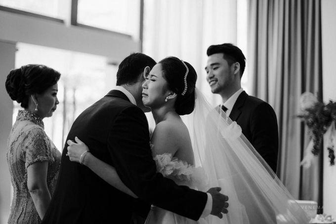 The Wedding of Sumitro & Marcelina by PRIVATE WEDDING ORGANIZER - 028